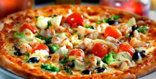 тесто для пиццы без дрожжей: 2 простых рецепта
